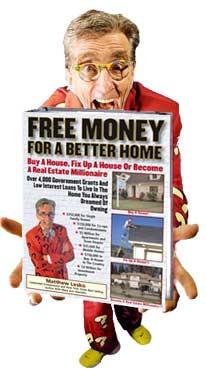 Matthew Lesko Real Estate Grants