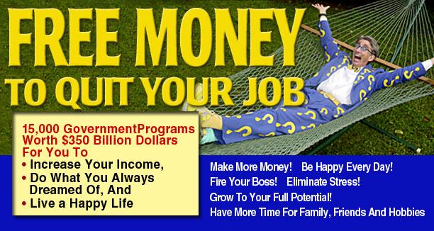 Employment Grants By Matthew Lesko